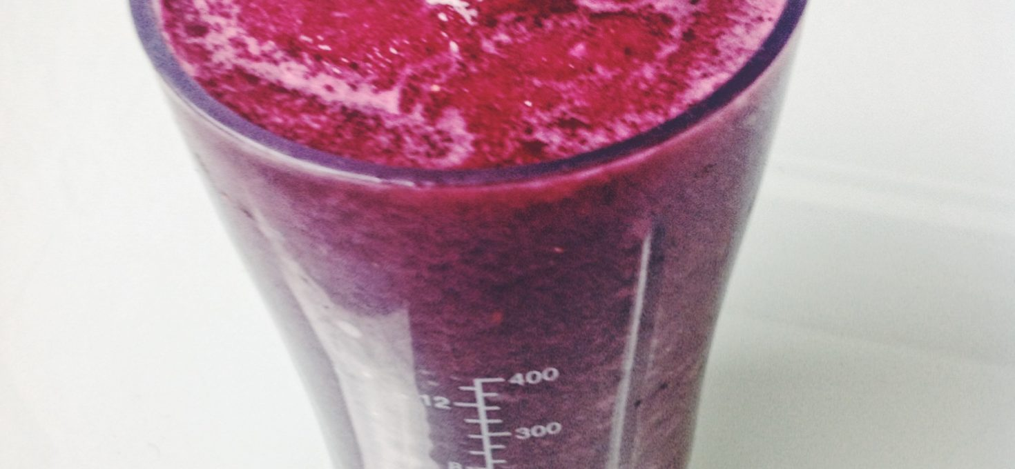 Beet & Banana Smoothie